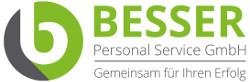 Besser Personal – Personaldienstleister für Rinteln, Hannover, Bad Salzuflen Logo